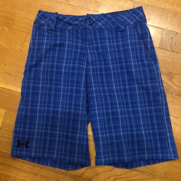 Under Armour Youth Golf Shorts